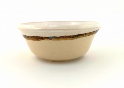 Ceramic plate and salad bowl set,Handmade ceramic plate, handmade ceramic salad or soup bowl AAP3
