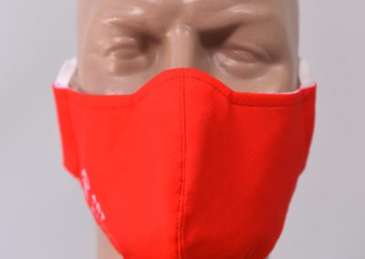 Face Mask Red AAP96